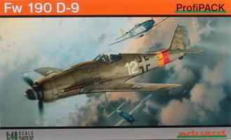 Eduard Fw 190D-9 Profipack 1:48