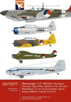 Dutch Decal Dutch Props 1:72