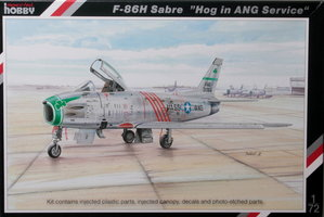 Special Hobby F-86H Sabre 'Hog in ANG Service' 1:72