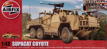Airfix Supacat Coyote 1:48