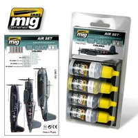 Ammo by Mig Air Set  US Navy WW.II Colors