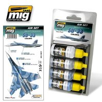 Ammo by Mig Air Set  Su-33 Colors