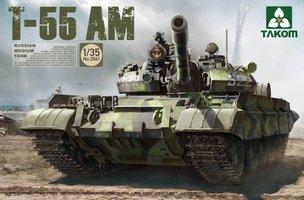 Takom T-55AM