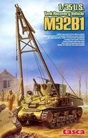 Asuka M32B1 Tank Recovery Vehicle 1:35