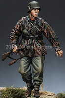Alpine Miniatures 35166 WSS Infantry 1:35