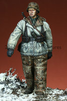 Alpine Miniatures 35112 WSS Grenadier Late War 1:35