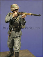 Alpine Miniatures WW2 German Infantry Kursk 1:35