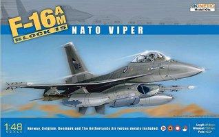 Kinetic F-16AM Block15  Nato Viper  1:48