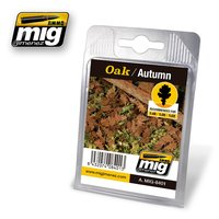 Ammo By Mig Oak/Autumn Leaves