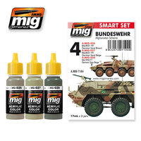Ammo by Mig Smart Set Bundeswehr Afghanistan Scheme