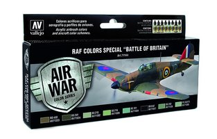 Air War  RAF Colors Special