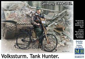 MasterboxVolksturm,Tank Hunter  1:35