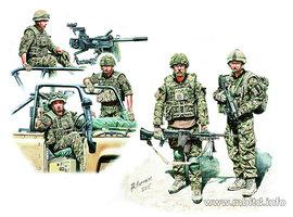 Masterbox Modern UK Infantrymen, present day  1:35