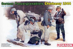 Dragon German Panzergrenadiers Cherkassy 1944 1:35