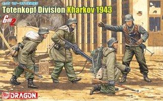 Dragon Totenkopf Disvision Kharkov 1943 1:35