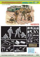 Dragon Panzergrenadiers Arnheim 1944 1:35