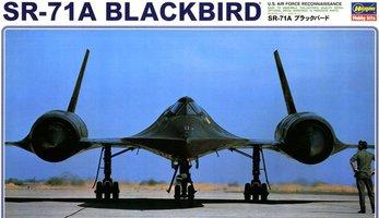 Hasegawa SR-71A Blackbird 1:72