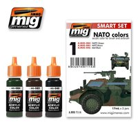 Ammo by Mig Smart Set NATO Colors