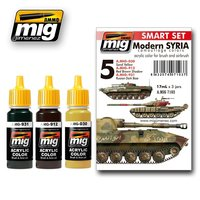 Ammo by Mig Smart Set  Modern Syria Colors