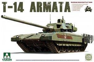 Takom T-14 Armata Russian MBT 1:35