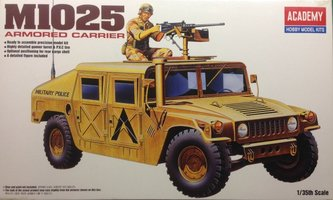 Academy M1025 Humvee Armored Carrier  1:35