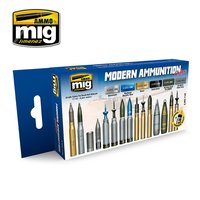 Ammo By Mig Modern Ammunition Colors