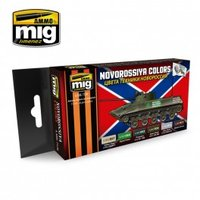 Ammo by Mig  Set  Novorossiya Colors