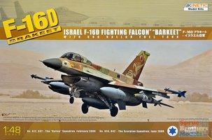 Kinetic Israel F-16D Fighting Falcon