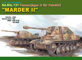 Dragon Sd.Kfz.131 MarderII Panzerjager  1:35