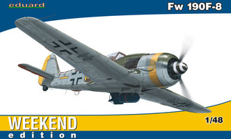 Eduard Fw190F-8 1:48 Weekend Edition