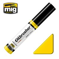 Ammo by Mig Oilbrusher Yellow 10ml