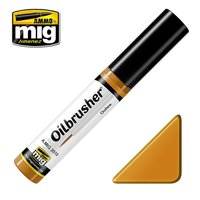 Ammo by Mig Oilbrusher Ochre 10ml