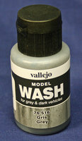Vallejo Wash Grey 35ml