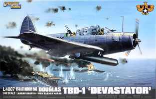 Great Wall Hobby TBD-1 Devastator 1:48