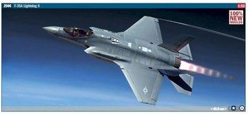 Italeri F-35A Lightning II  1:32