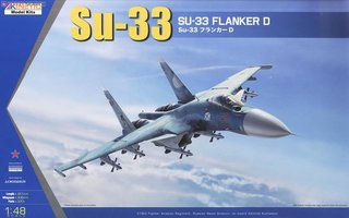 Kinetic SU-33 Flanker D  1:48