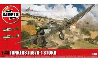 Airfix Junkers Ju-87B Stuka 1:48
