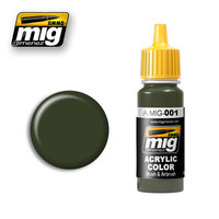 Ammo By Mig Olive Green Opt.1