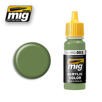 Ammo By Mig Reseda Green RAL 6011