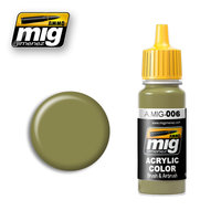 Ammo By Mig Grey Green Opt.2 RAL 7008