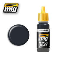 Ammo By Mig Dark Grey RAL 7021