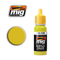 Ammo By Mig Yellow