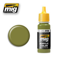 Ammo By Mig Light Green Khaki