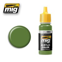 Ammo By Mig Bright Green