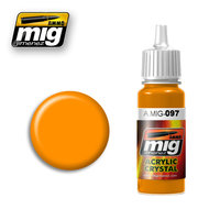 Ammo By Mig Crystal Orange