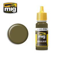 Ammo By Mig Khaki Green No3 British 1939-42