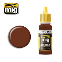 Ammo By Mig Red Brown Base