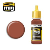 Ammo By Mig Red Brown Light