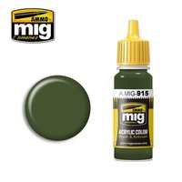 Ammo By Mig Dark Green