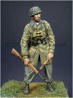 Alpine Miniatures WW2 German Paratrooper 1:35